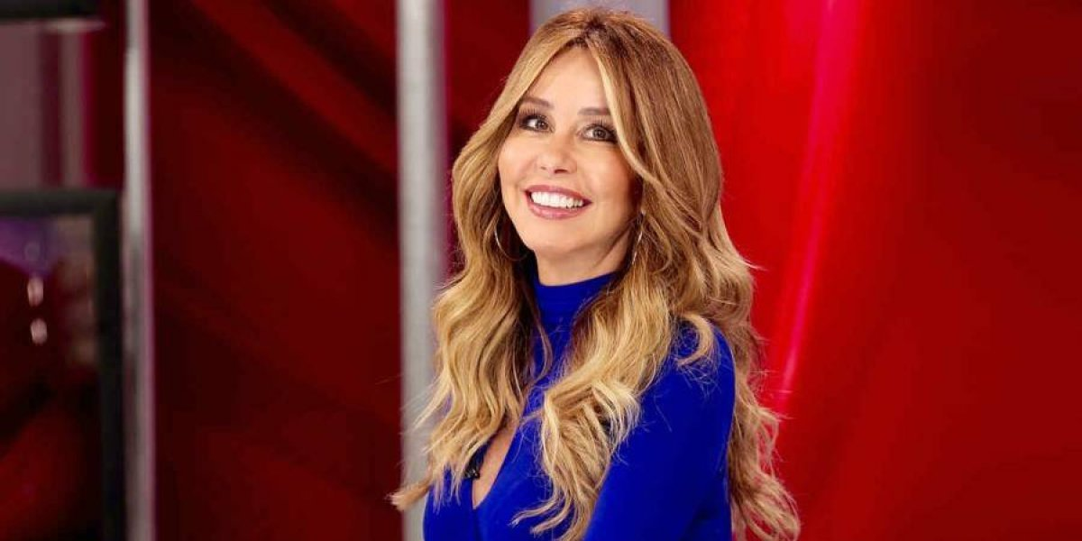 Myrka Dellanos regresa a la televisión hispana en Estados Unidos
