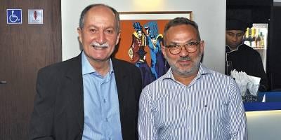 Nailton Pinheiro e Alexandre Schubert