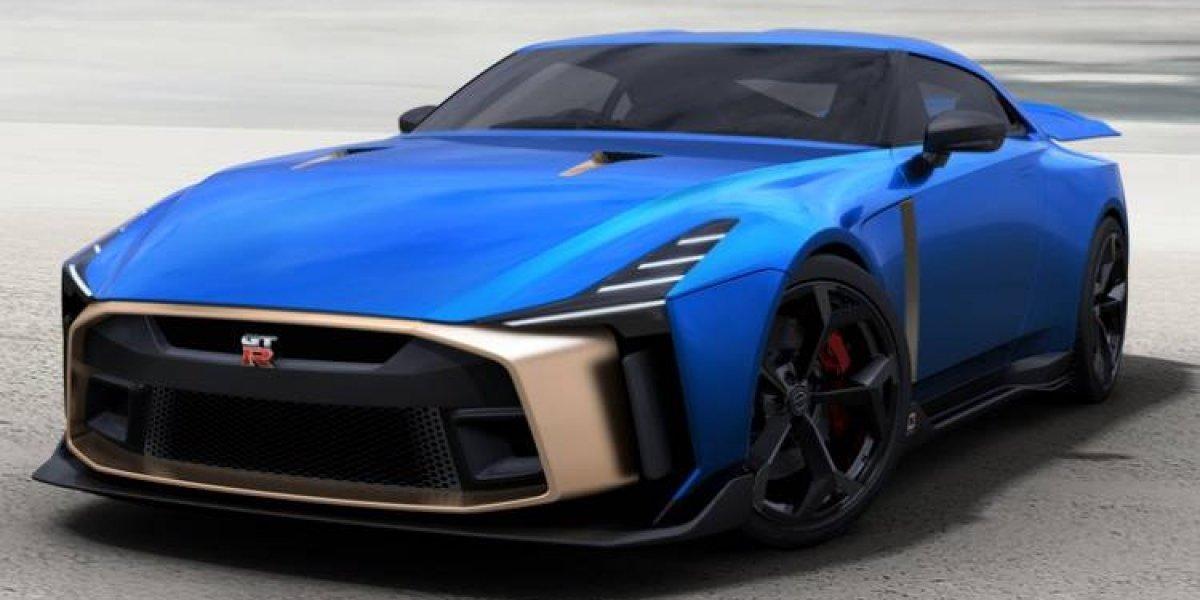 Ya es real: Nissan confirma producción del GT-R50 de Italdesign