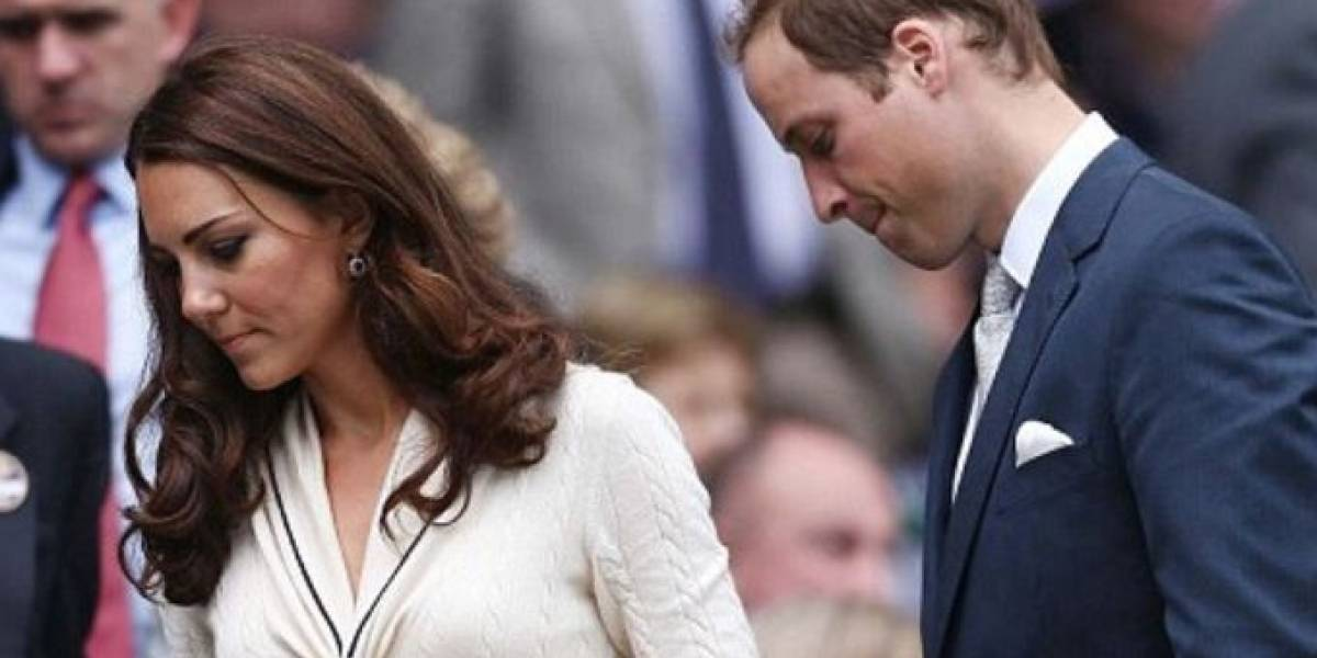 La terrible Navidad en la que Kate Middleton lloró por culpa del príncipe William