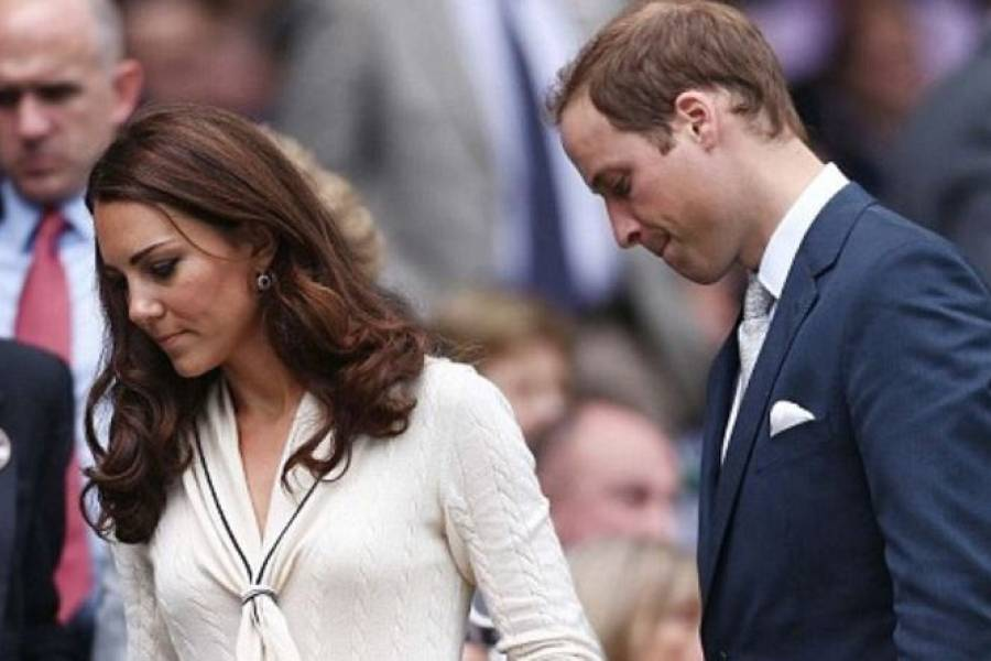 La terrible Navidad en la que Kate Middleton lloró por culpa del príncipe William