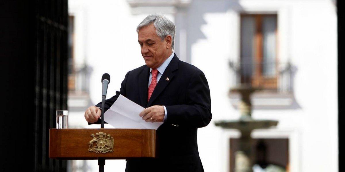 Tras desconocer la migración como un derecho humano, Piñera justifica negativa a firmar Pacto de Marruecos