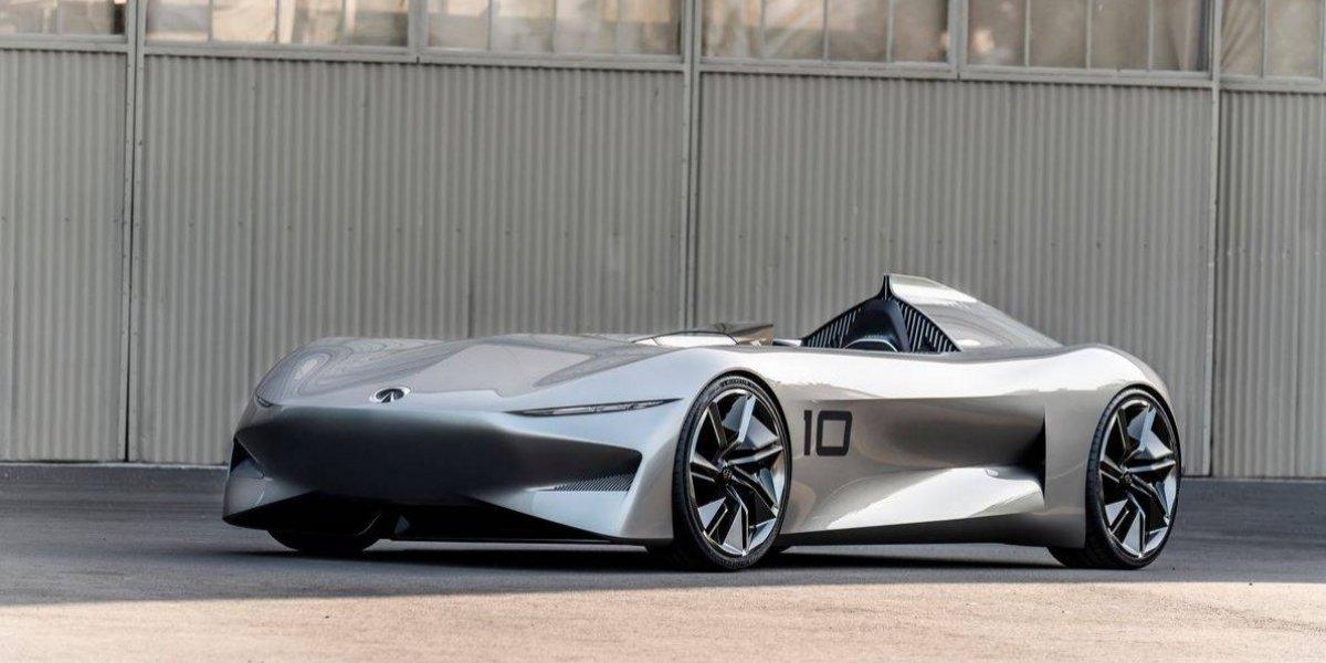 Exhiben el Prototype 10 de Infiniti en el Auto Show de Los Ángeles