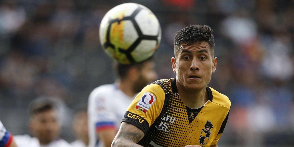 Audax Italiano se llevó a otro jugador de Coquimbo y ya suma tres refuerzos para 2019