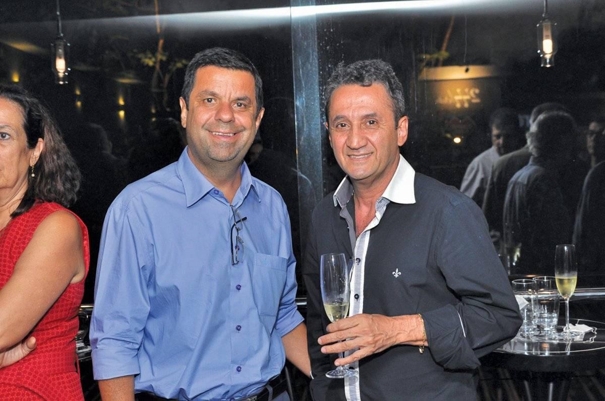 Rodrigo Castro e Claudionor Brandão Cloves Louzada