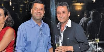 Rodrigo Castro e Claudionor Brandão