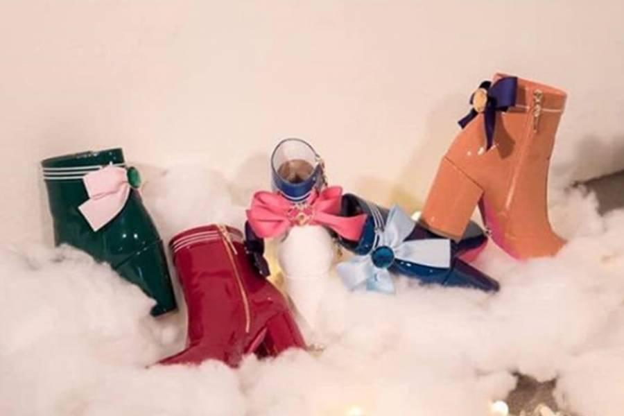Los botines, carteras y zapatillas Sailor Moon, la nueva tendencia que no debe faltar en tu closet esta Navidad