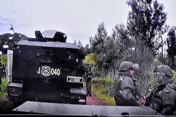 Ex carabineros apelan en la Corte de Temuco para conseguir su libertad