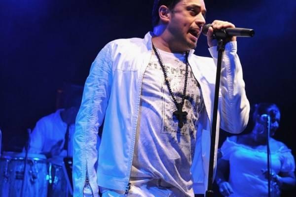 Manny Manuel se juntó con el cantante colombiano Supremo. Suministrada