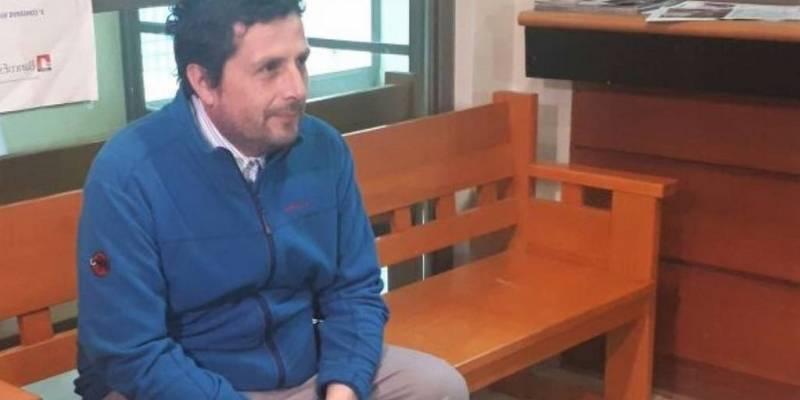"""Alex Smith increpa desde la cárcel a Carabineros y fiscales: """"Me usaron como chivo expiatorio"""""""