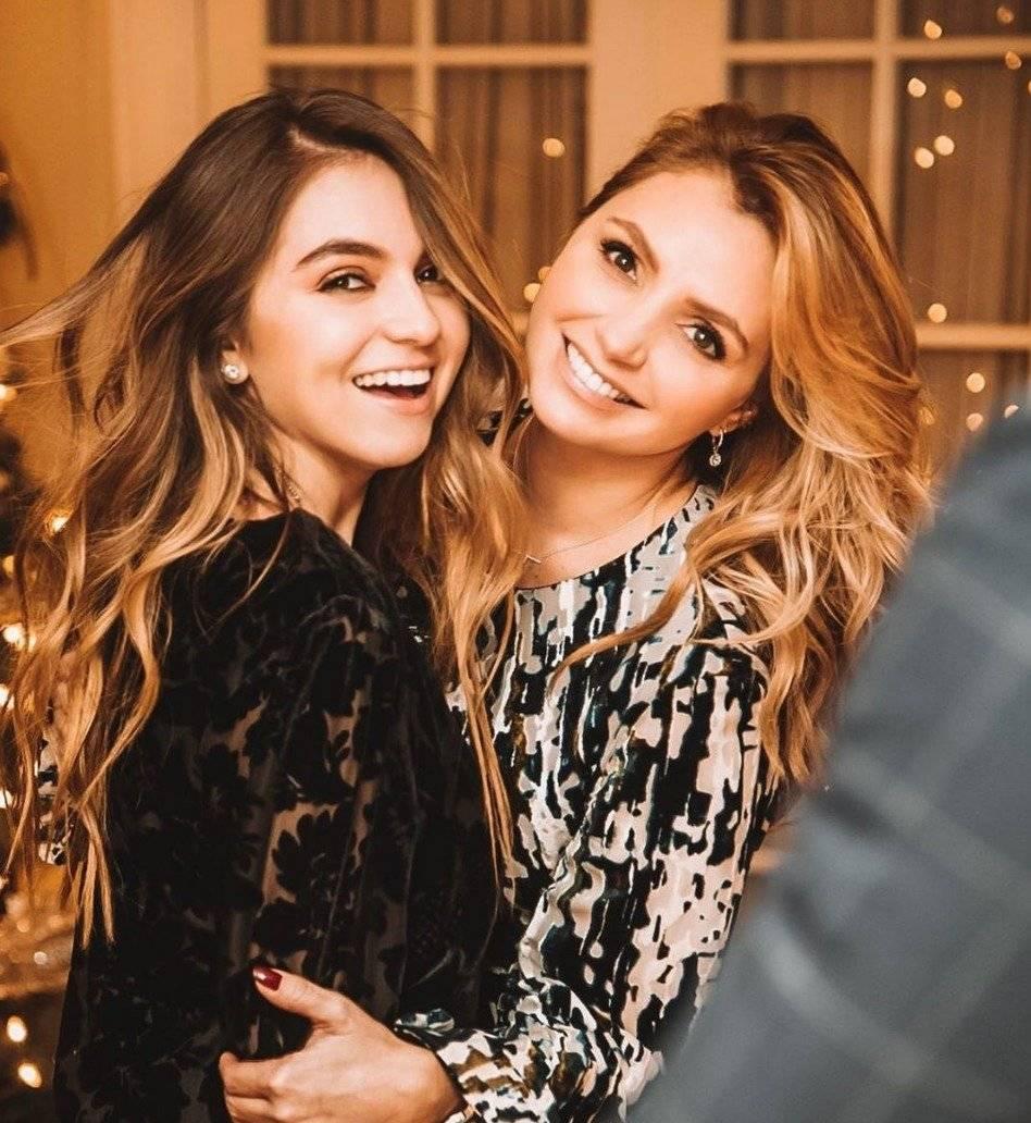 Sofía Castro y Angélica Rivera juntas a una semana de su salida de Los Pinos Instagram