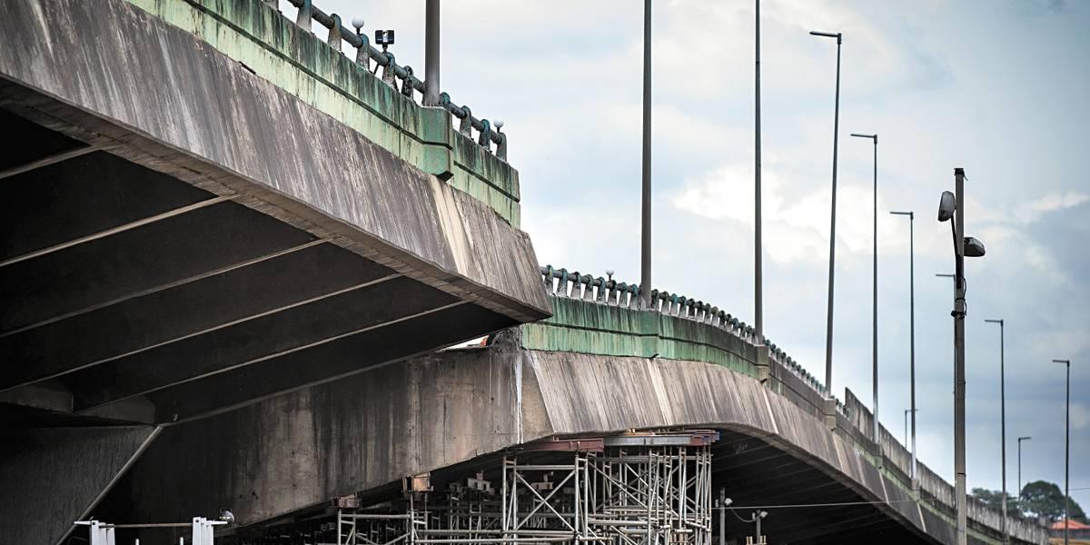 Prefeitura de SP lança últimos editais para vistorias de pontes e viadutos