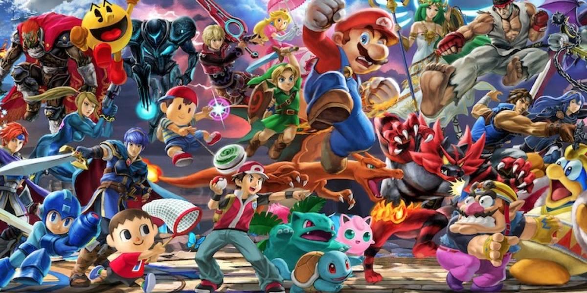 """""""Desafío Gameplay"""": Influencers gamer revisan el crossover de """"Super Smash Bros. Ultimate"""""""