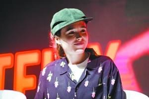 Ellen Page CCXP 18