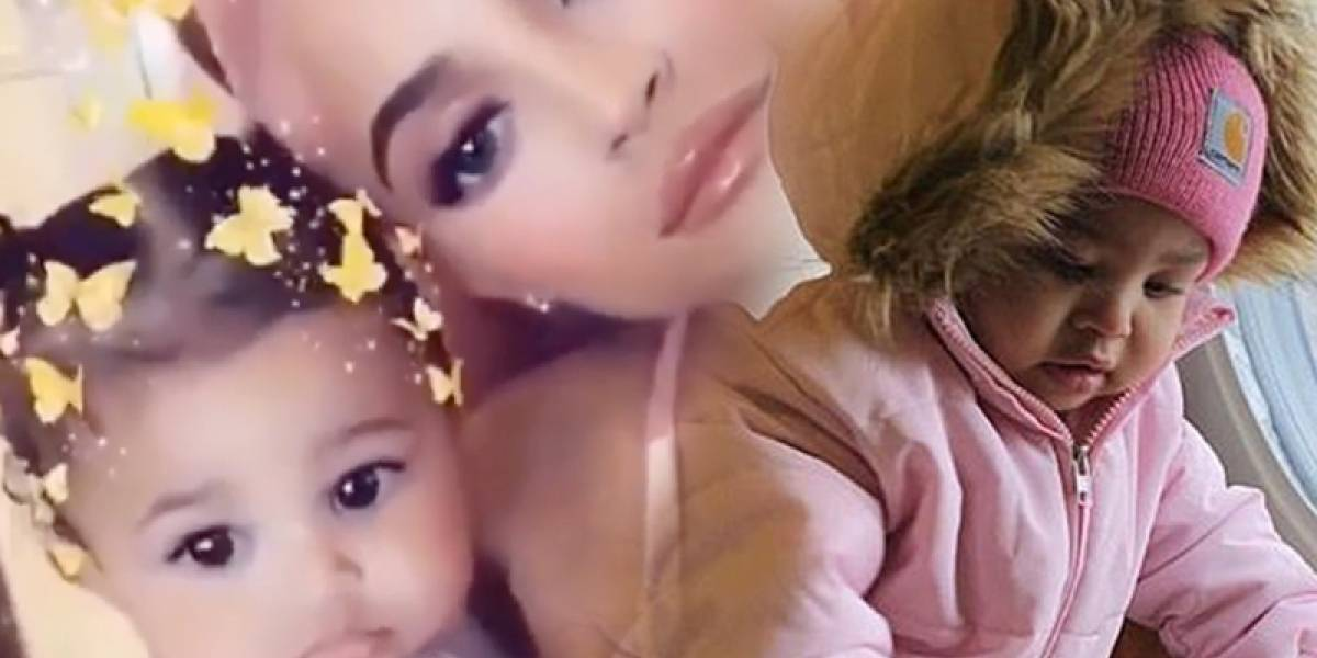 Los juguetes y regalos más costos que ha recibido Stormi, la hija de Kylie Jenner