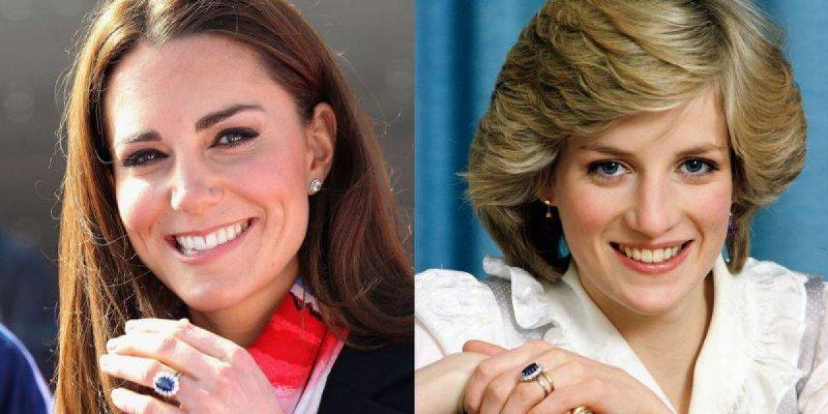 O motivo que fez príncipe Harry ceder o anel de noivado da mãe para William e Kate Middleton
