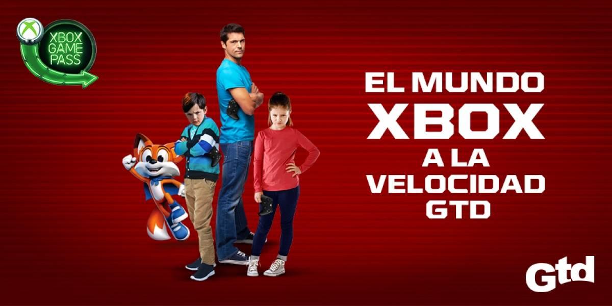 GTD Manquehue se alía con Xbox para ofrecer Xbox Game Pass en la boleta