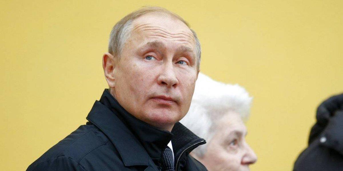 Presidente de Rusia no sabía nada de supuesta espía hasta su arresto