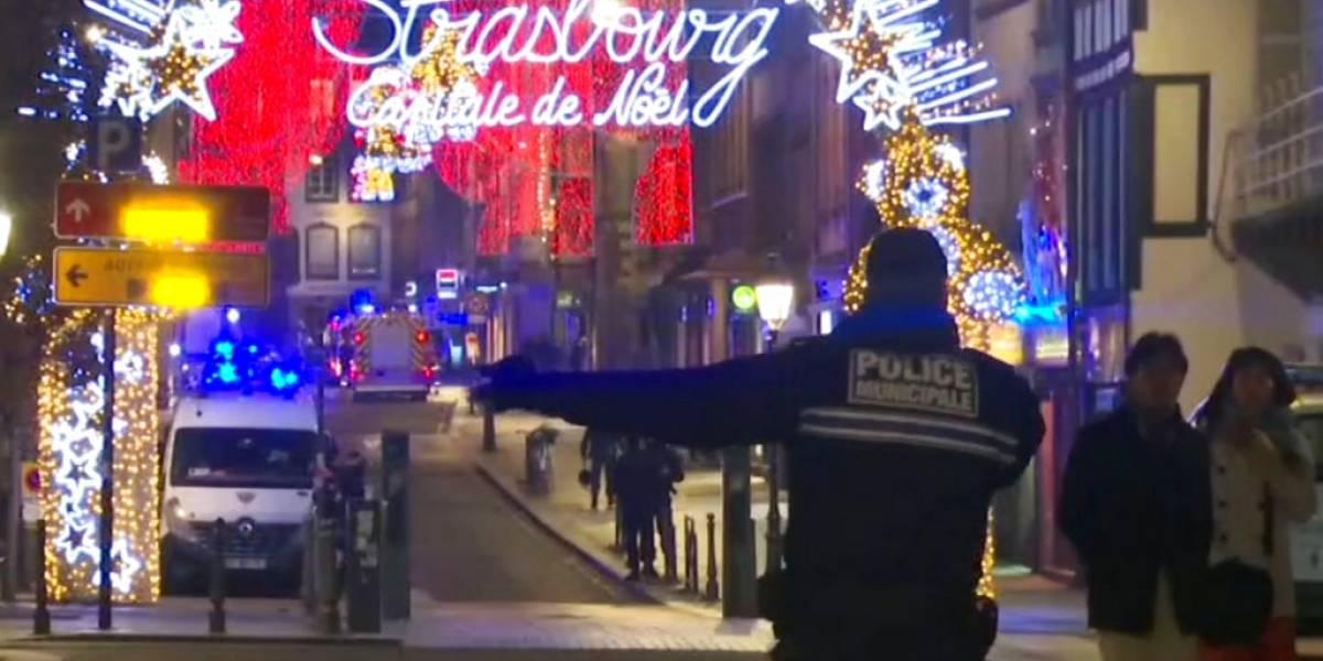 Tiroteo en Francia deja varias muertes y heridos
