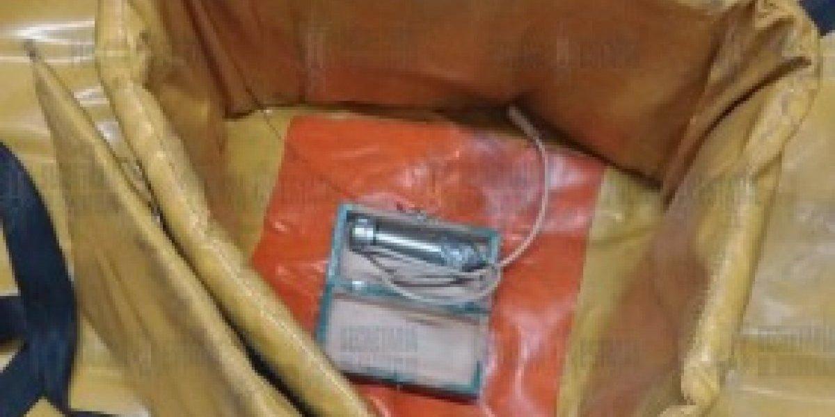 Encuentran artefacto explosivo en tienda de autoservicio en Ecatepec