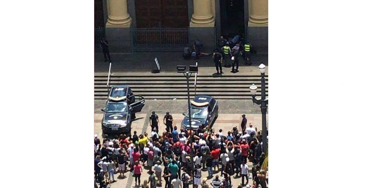 Polícia encerra inquérito de chacina na catedral de Campinas