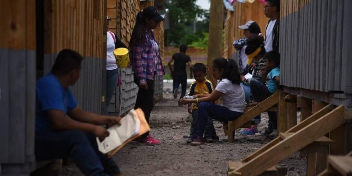 Fiestas navideñas invaden de nostalgia a sobrevivientes de San Miguel Los Lotes