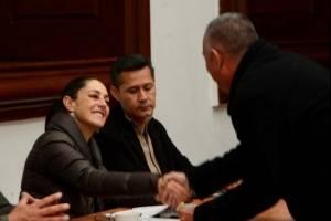 Claudia Sheinbaum recibe a 50 ciudadanos en la Audiencia Pública