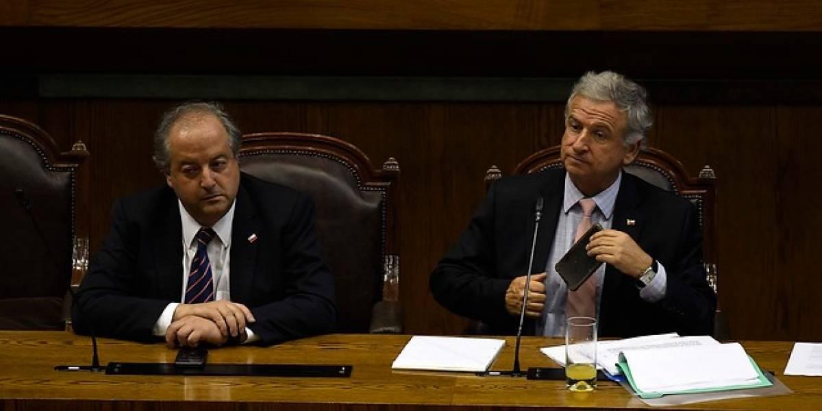 Cámara de Diputados aprobó reajuste al sector público y congelamiento de las rentas más altas