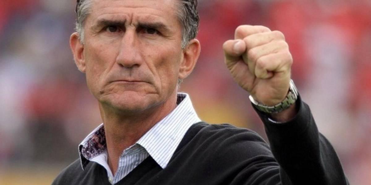 Edgardo Bauza abandona Rosario Central y considera volver a Liga de Quito