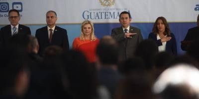 Gobierno de Guatemala y esposa del primer ministro de Israel lanzan campaña de desparasitación