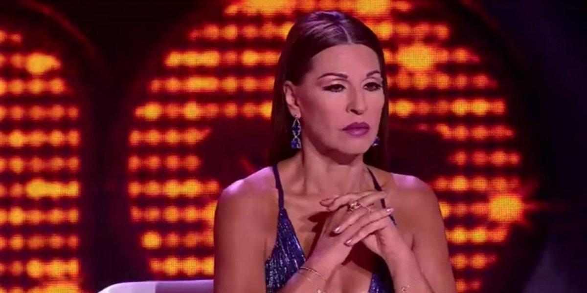 """Televidentes piden que saquen a Amparo Grisales luego de gestos """"vulgares"""" contra Jessi Uribe en 'Yo me llamo'"""