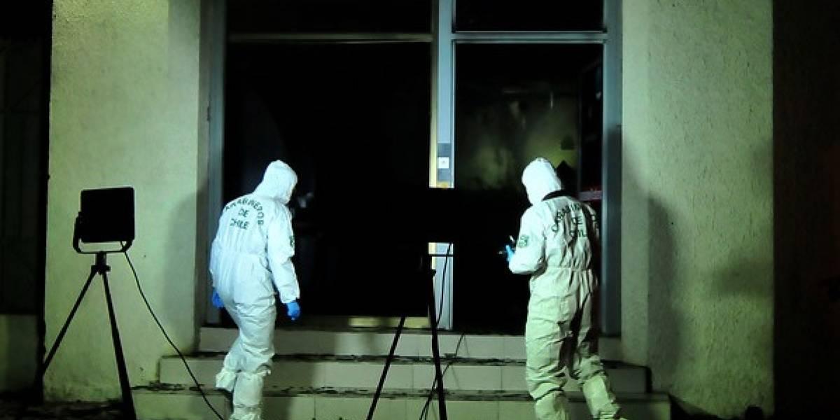 Investigan explosión en banco de Las Condes: sería nuevo robo frustrado de cajero automático