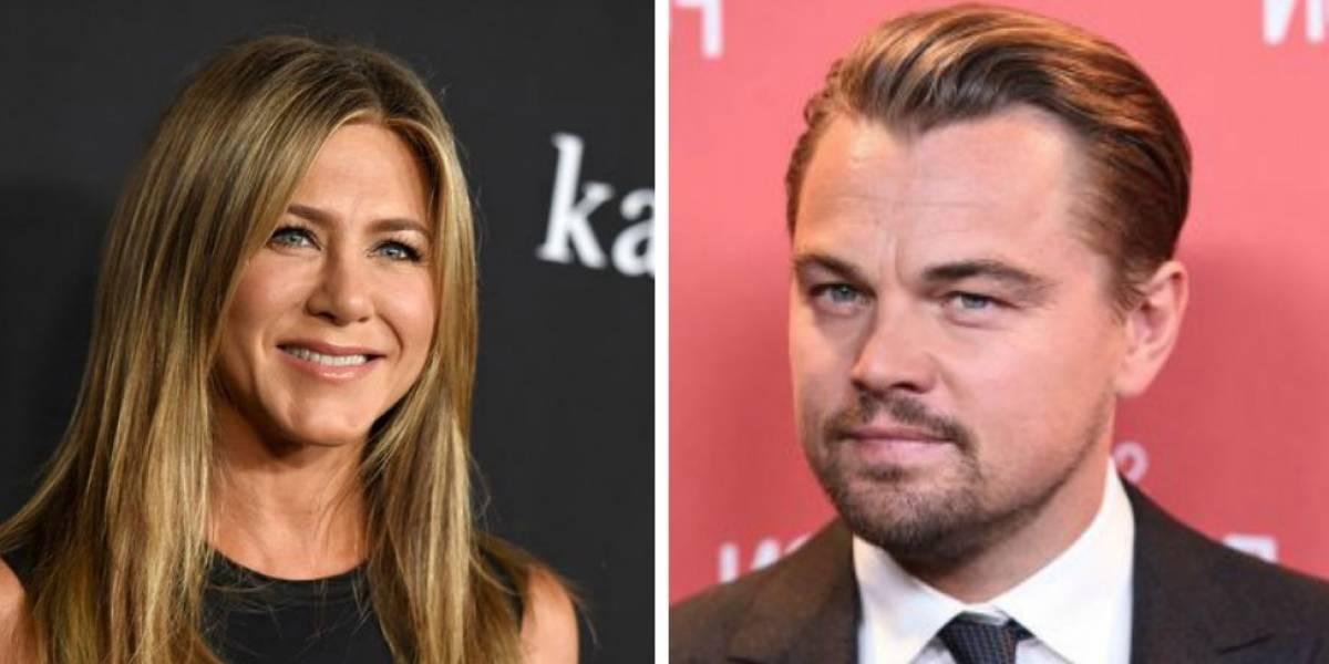 Revelan detalles íntimos del supuesto noviazgo de Jennifer Aniston y Leonardo DiCaprio