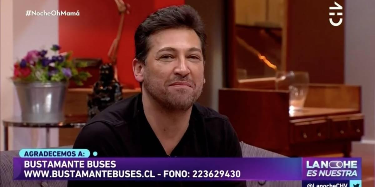 """Pablo Ruíz y su affaire con Ricky Martin: """"Fue un beso nada más"""""""