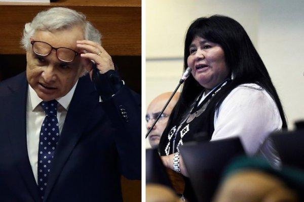 Interpelación acentuó diferencias entre Gobierno y pueblo mapuche