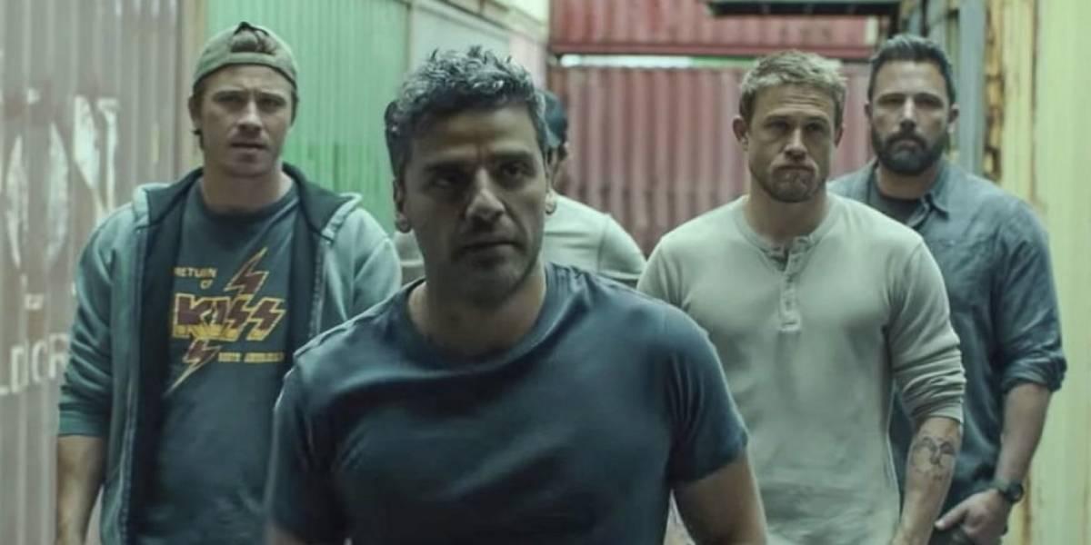 ¡Por fin! Así es el tráiler de 'Triple Frontier', protagonizada por Ben Affleck y Oscar Isaacs
