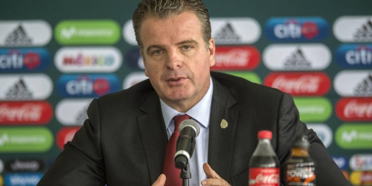 Dennis te Kloese deja la dirección de selecciones nacionales