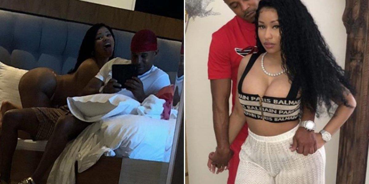 Os antecedentes criminais do novo namorado de Nicki Minaj que preocupam os fãs