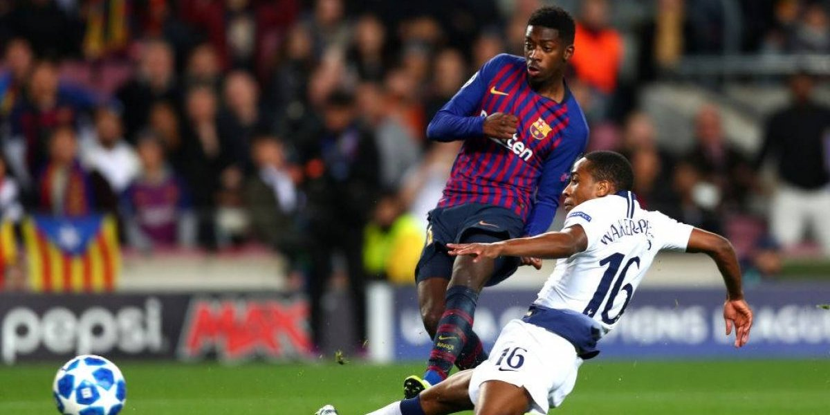 Así vivimos el empate del Barcelona sin Vidal ante Tottenham en la Champions
