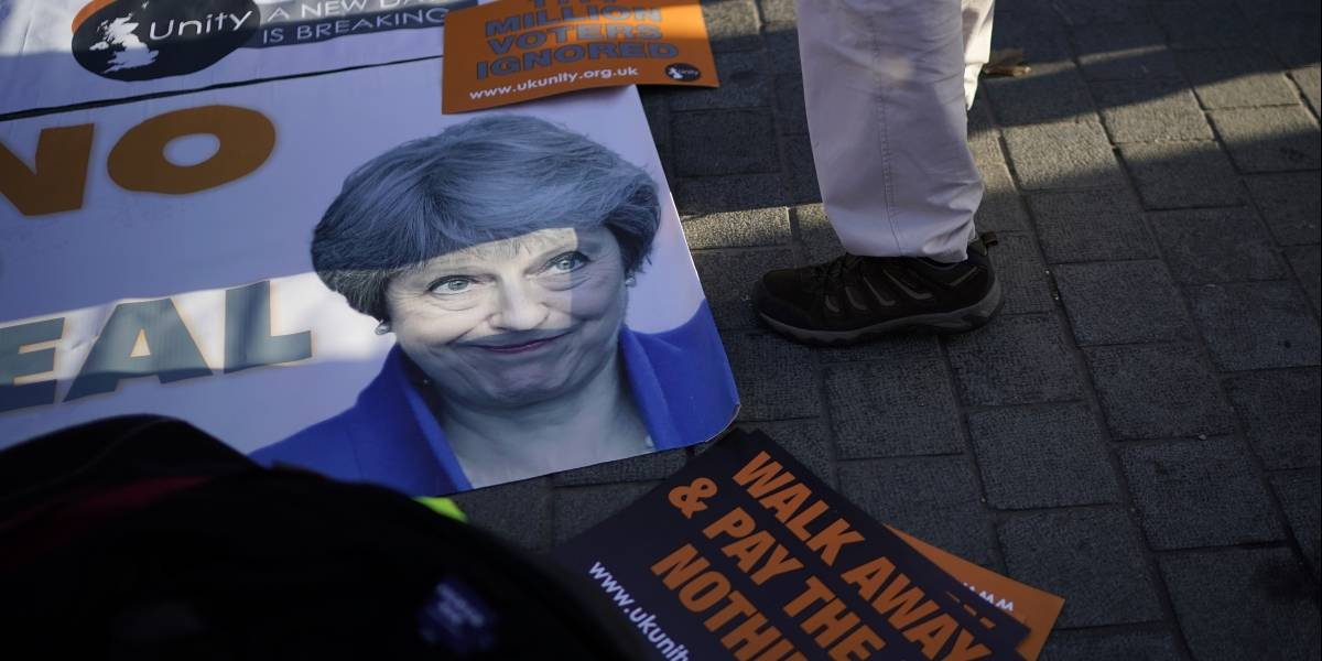 """""""Nadie conoce el futuro de Theresa May en el Reino Unido. Ni siquiera ella"""": experto"""
