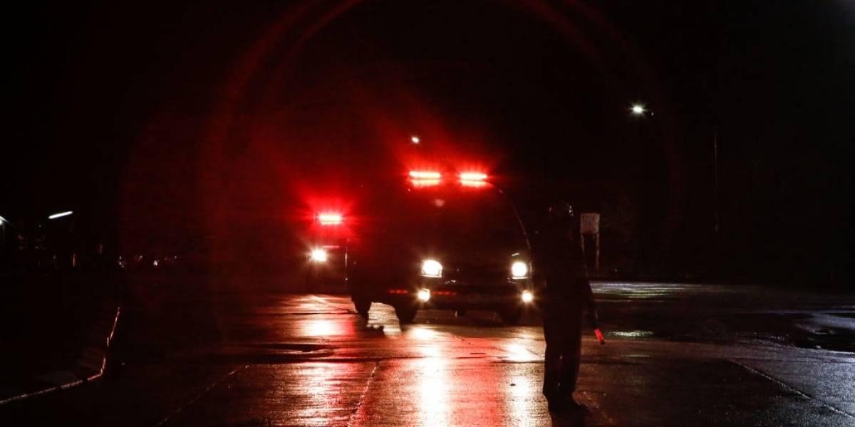 El frenético llamado a emergencias de una comunidad de pensionados sorprendió a la policía