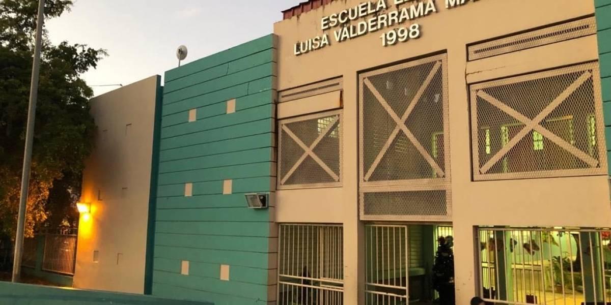 Energizan escuela en Dorado afectada por robo de cobre