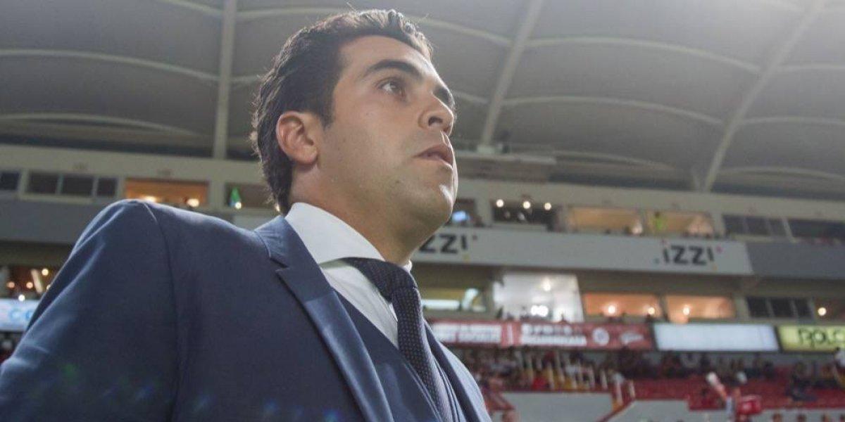 Marcelo Michel Leaño regresa ilusionado a Chivas