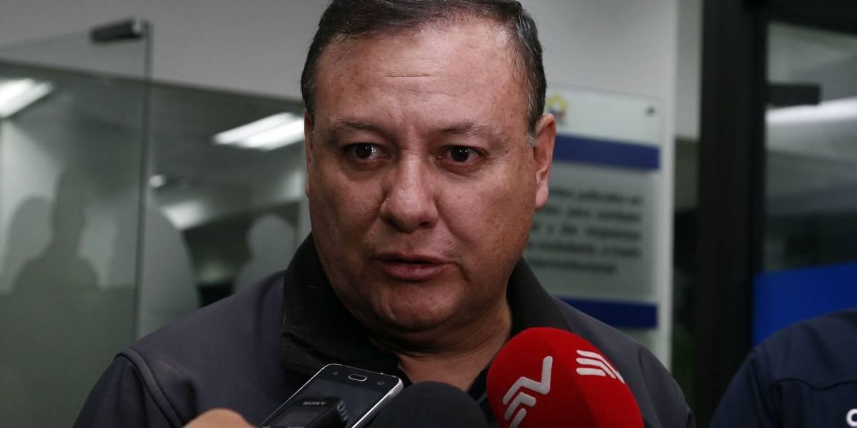 Elecciones seccionales 2019: Juan Zapata renunció a la Secretaría de Seguridad de Quito