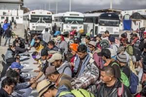 Más de 26 mil migrantes pidieron asilo a Mexico en 2018