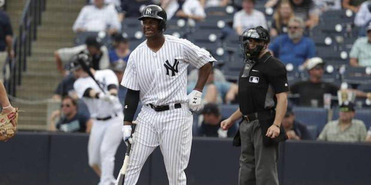 Yankees no descartarían cambiar a Miguel Andújar