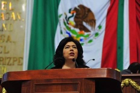 Guadalupe Morales precisó que esta ley no violenta la división de poderes Cortesía.