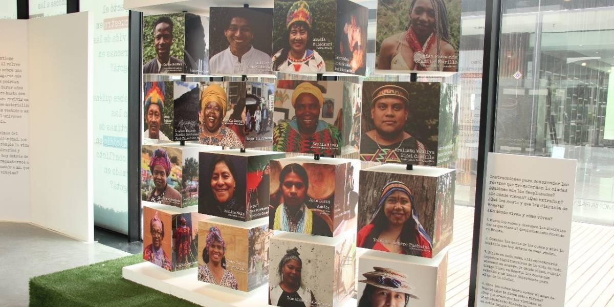 Recordar: volver a pasar por el corazón en el Centro Memoria, Paz y Reconciliación en Bogotá