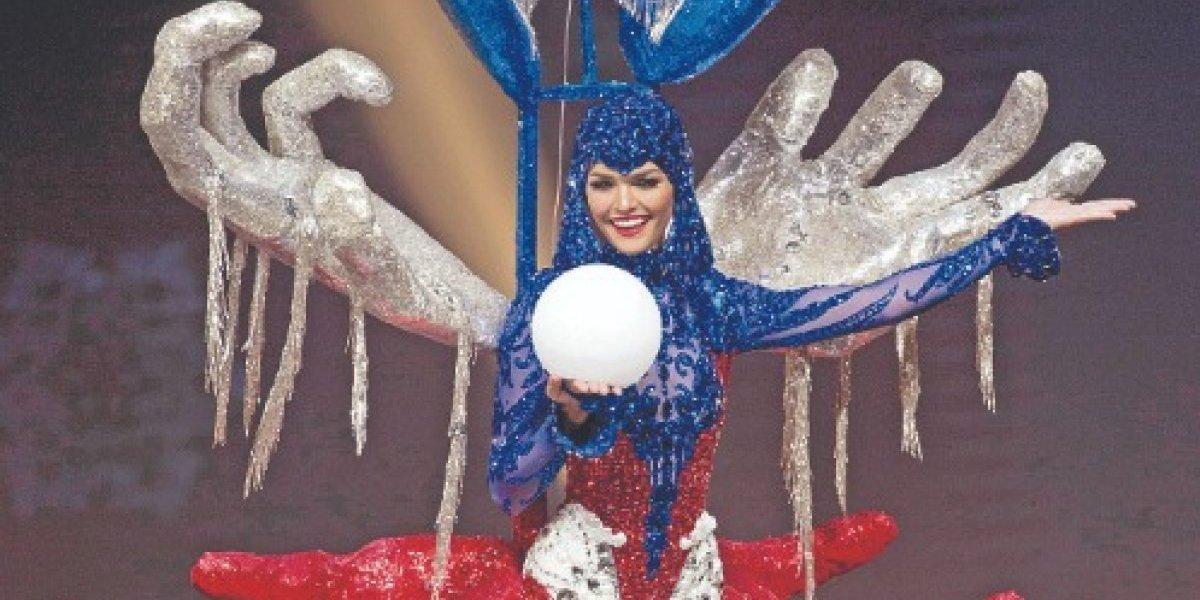 Kiara Liz explica qué pasó tras sufrir percance en Miss Universe 2018