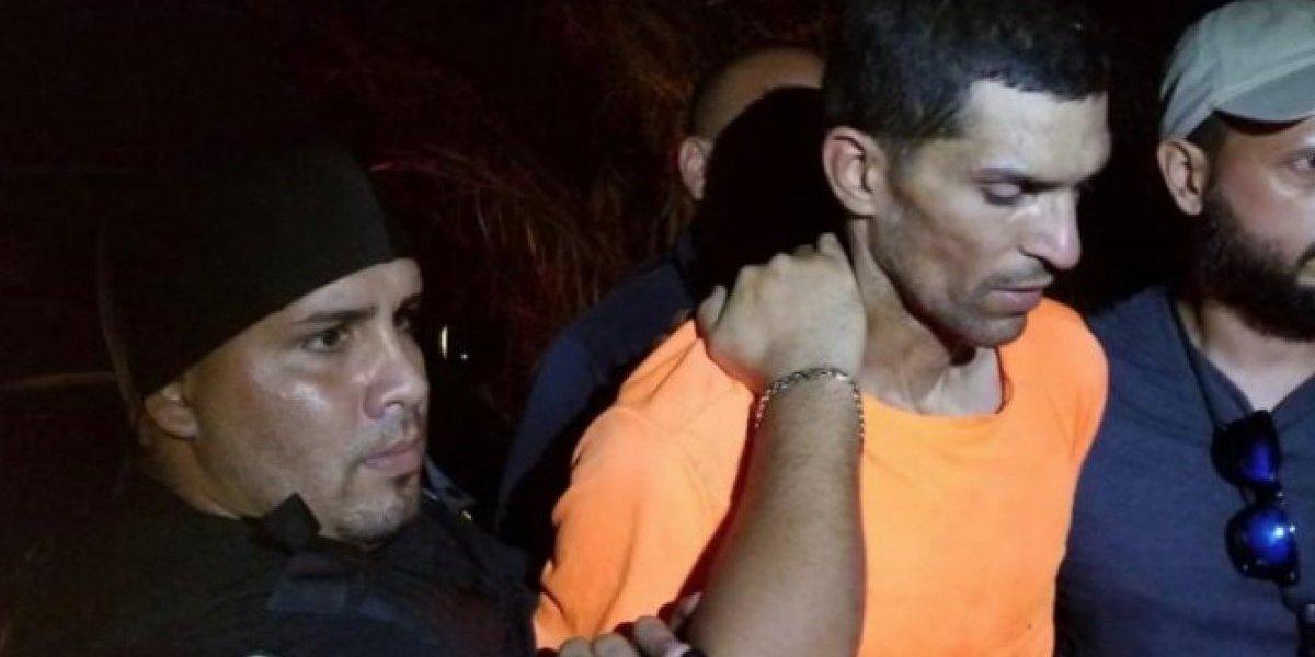 Arrestan confinado que se escapó en Aguada